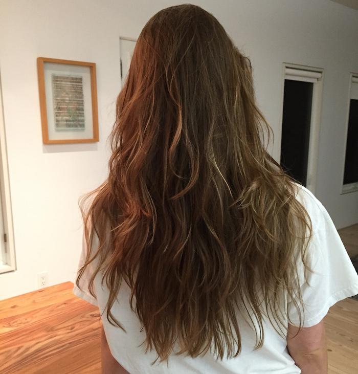 Os cuidados com o cabelo da dona dos cabelos mais bonitos e saudáveis do mundo!