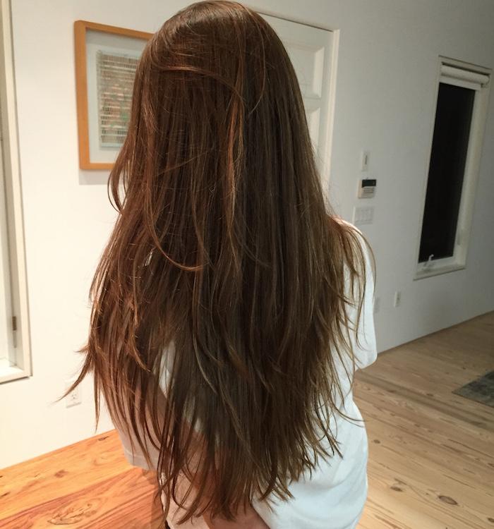 cuidados com o cabelo mais bonito do mundo