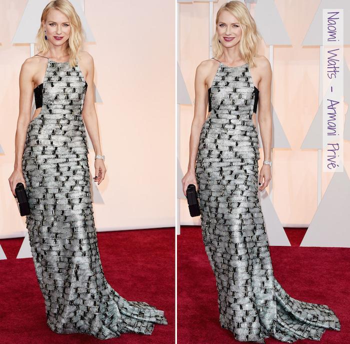 Oscar 2015 - melhor look - naomi watts