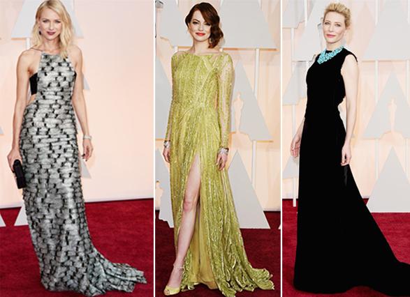 Oscar 2015: os looks do tapete vermelho, os memes e os vencedores