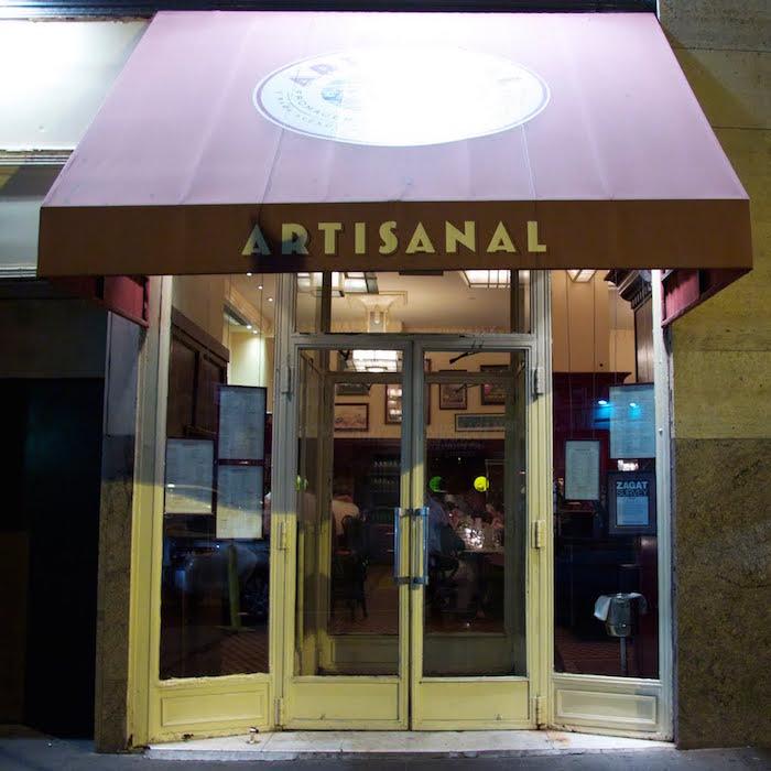 Melhores restaurantes em Nova York - Artisanal 3