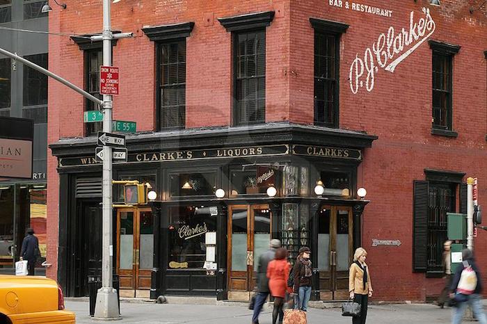 Melhores restaurantes em Nova York - PJ Clarkes