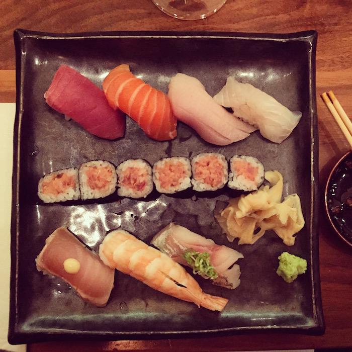 Melhores restaurantes em Nova York - blue ribbon sushi bar grill