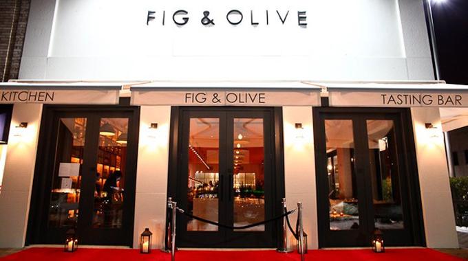 Melhores restaurantes em Nova York - fig olive