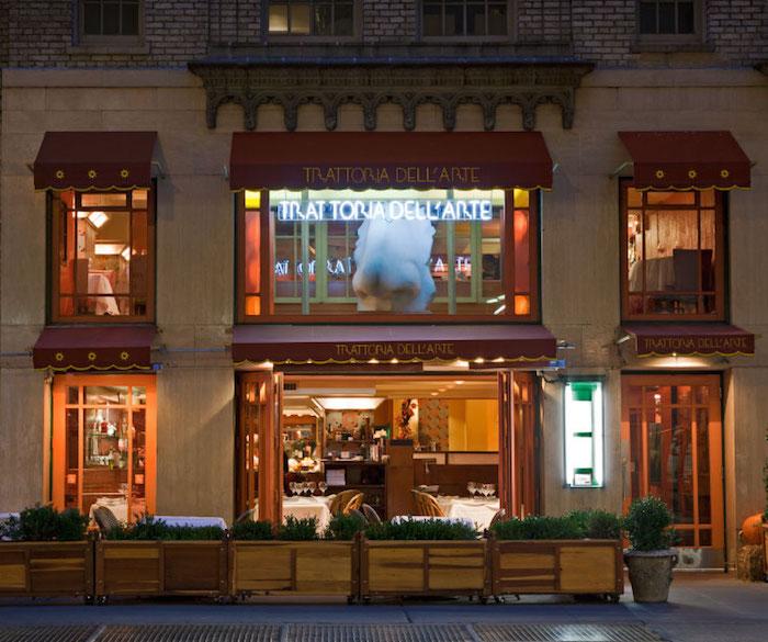Melhores restaurantes em Nova York - trattoria dellarte
