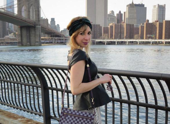 Look do Dia: inverno em Nova York
