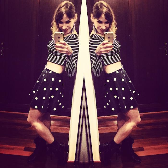 Luciana Levy no Instagram lucianar