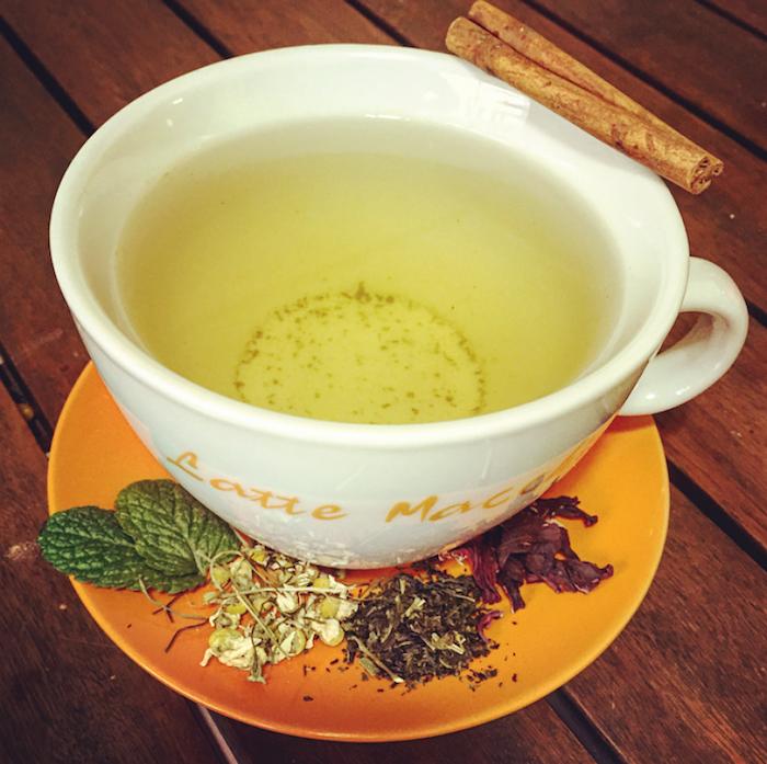 7 Chás para emagrecer, acelerar o metabolismo e evitar a retenção de líquidos. #segundadabunda