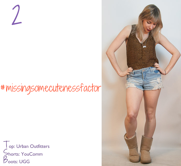 how to wear ugg boots outfight of the day