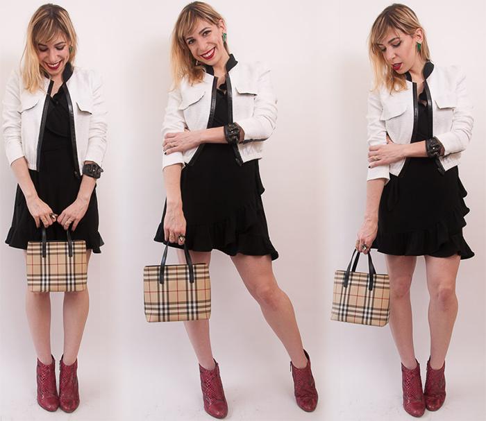 9725f1e9c como usar vestido preto