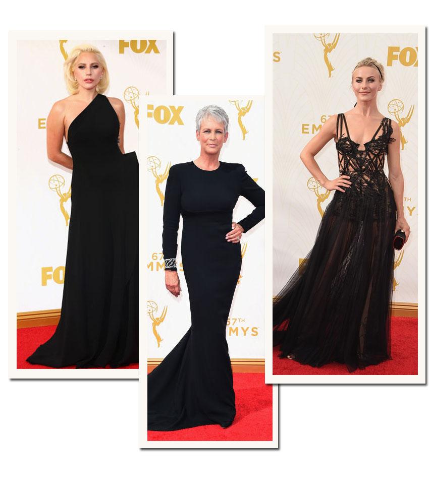 Emmy Awards 2015: Looks do tapete vermelho