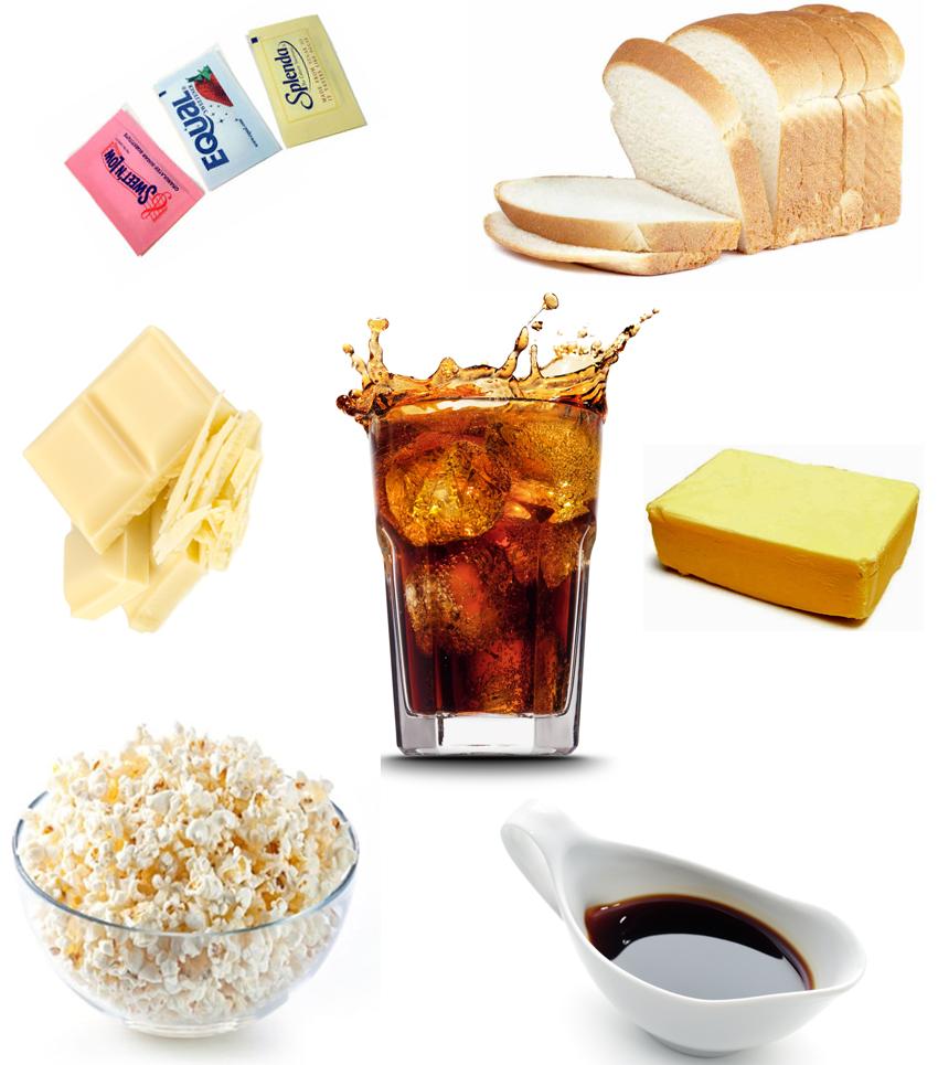 alimentos para nunca comer se voce quer emagrecer