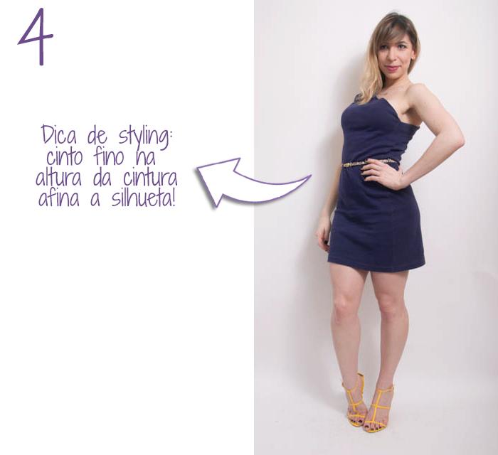 como usar vestido de um ombro 4