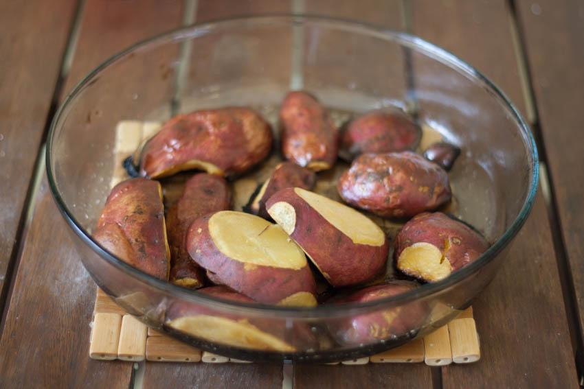 Receita de batata doce diferente e gostosa… e incrivelmente fácil! #segundadabunda
