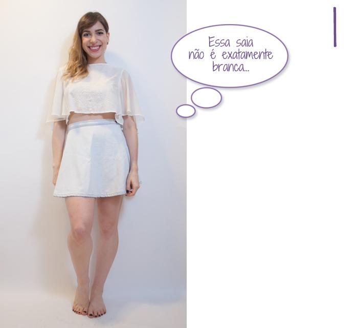 como usar look all-white 1