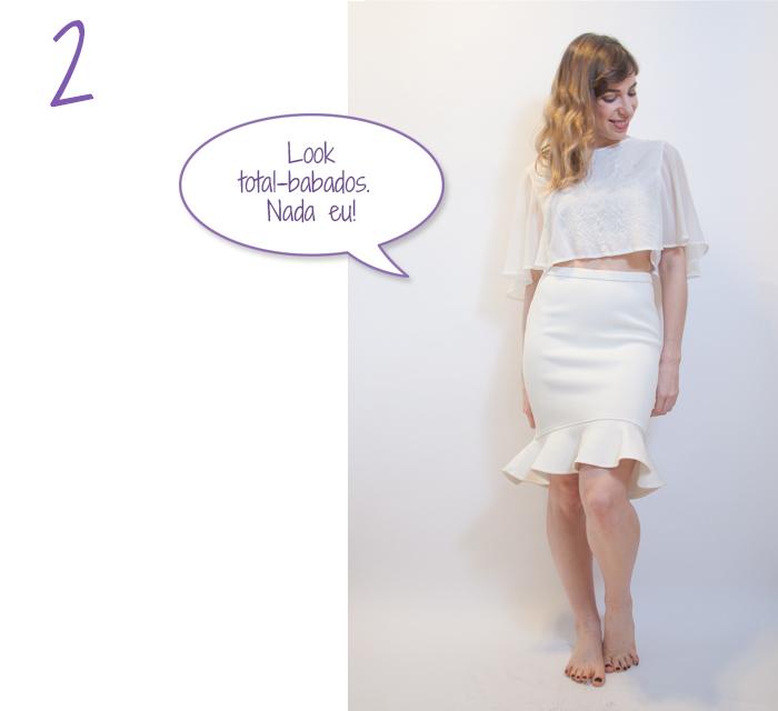 como usar look all-white 2