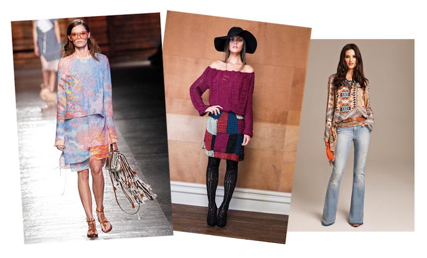 Tendência de Moda: Anos 70