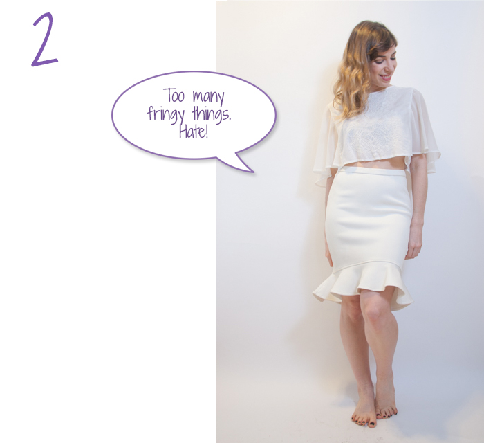 how to style all-white look 2