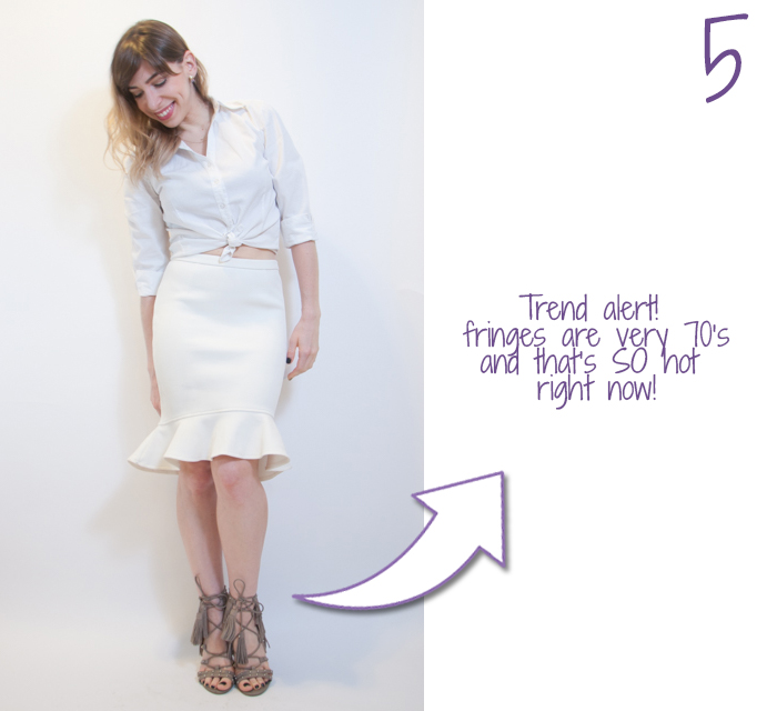 how to style all-white look 5