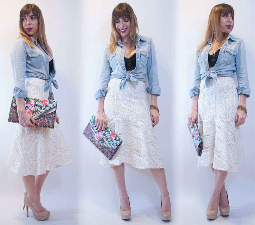 OutFIGHT of the Day: the world's most beautiful midi skirt