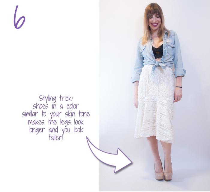 midi skirt look 6