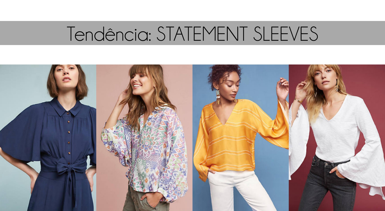 statement sleeves mangas compridas